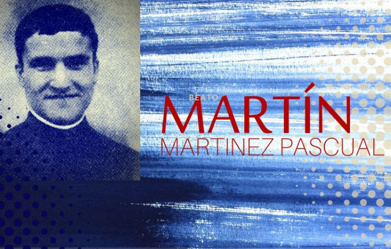 Beato Martín Martínez Pascual