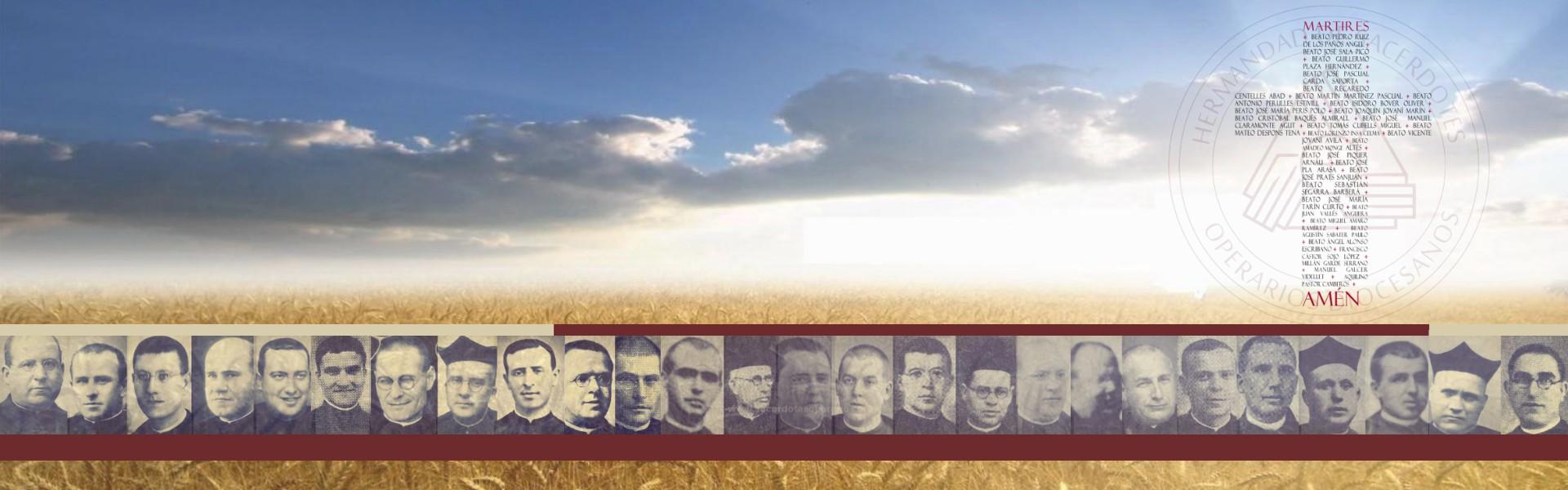 Beatos Mártires Sacerdotes Operarios Diocesanos