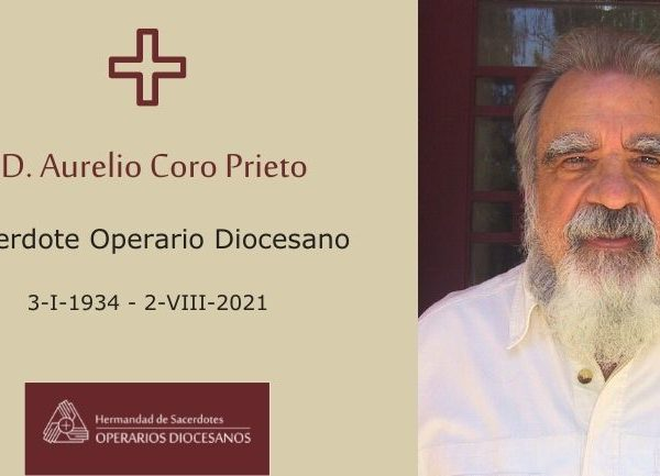 Ha fallecido D. Aurelio Coro Prieto